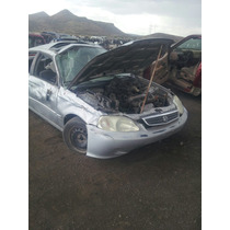 Honda Civic 99 Refaccion Std