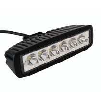 Tm Luces Riorand® 18w Led Spot Work Light 1800 Lumen 6500k