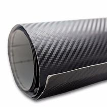 Vinil Fibra De Carbono 3d Texturizado Sin Burbujas Vv4