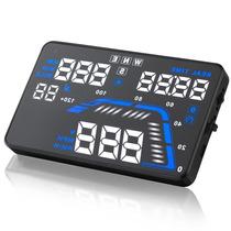 Velocímetro Digital Para Parabrisas, Gps, Display