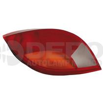 Calavera Ford Ka 2001 Izquierda Ambar/blanco/rojo