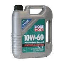 Aceite Liqui Moly Synthoil Race Tech Sintético 10w60 Flr