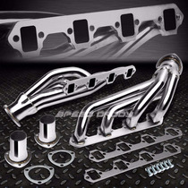 Header Acero Inoxidable Mustang 63-77