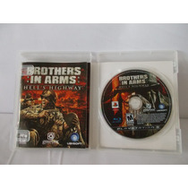 Video Juegos Ps3 Brothers In Armas Hells Highway #a424