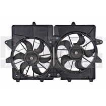 Motoventilador Ford Escape 2005 - 2007 L4 2.3 Lts Doble Rdc