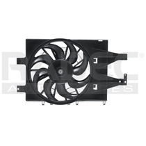 Motoventilador Cr Shadow 91-94 P/radiador S/turbo Tw 2 Pines