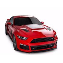 Toma De Cofre Sin Pintar Mustang 2015-2016