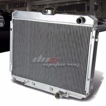 Radiador De Aluminio 67-70 Mustang