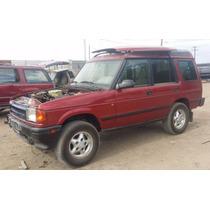 Partes Piezas Desarmo Land Rover Discovery V8i 1994 1998 -2