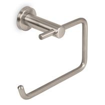 Portarollos Metalico Para Baño Acabado Satin Foset 49677