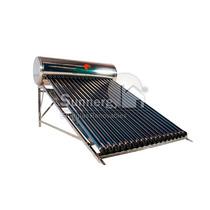 Calentador Solar Acero Inoxidable 215 Litros 18 Tubos