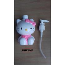 Dispensador De Jabon Hello Kitty Buen Acabado Y Buen Precio.