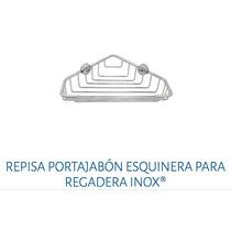 Accesorio Para Baño Repisa Portajabón Esquina Urrea 9710inox