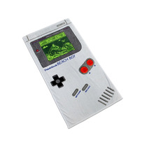 Toalla Thinkgeek En Forma De Game Boy Hm4