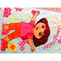 Toallas Playa Para Niñas Princesas, Disney, Nick, Bonitas !!