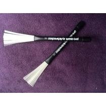 Baquetas Escobillas Brushes Promark Originales Batería Dw