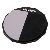 Practicador Vic Firth P/bateria Pad12h, Nuevo!