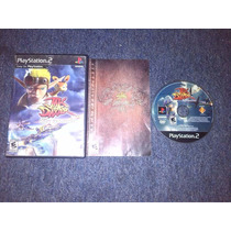 Jak And Daxter The Lost Frontier Completo Play Station 2.