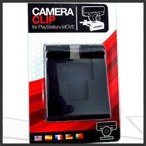 Clip Base Soporte Para Sensor Ps3 Eye Move Original Kmd