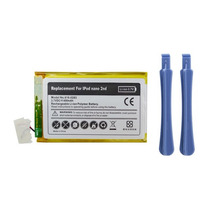 Batería Pila Recargable 400mah Para Ipod Nano 2 Gen A1199