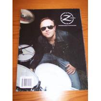 Calcomanias Y Revista Zildjian Z Time 09 / Stickers Original