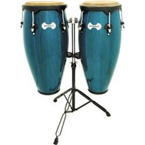 Toca Percussion 2300tb Congas Synergy 10 Y 11 Con Atril