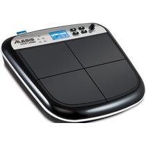 Alesis Sample Pad Instrumento Percusión Y Bateria Memoria Sd