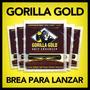 Gorilla Gold Grip Enhancer Brea P/ Lanzador Softbol 5-pack