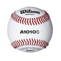 Pelotas De Beisbol Wilson. Cubeta Con 3 Docenas