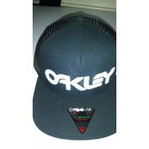 Oakley Snapback De Malla Vicera Plana