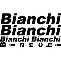 Jgo De 5 Calcomanias Para Bicicleta Bianchi
