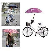 Soporte Ajustable Para Sombrilla En Bicicleta