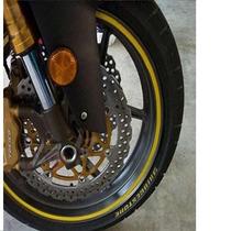 Marcador Plumon Para Llanta Bici Moto Blanco