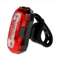 Lanterna Traseira De Bicicleta Raypal Usb
