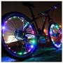 Tira De Led Decorativo Para Rueda De Bicicleta, 15 Leds