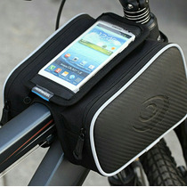 Fuel Bag Doble 1.8 Lt Y Base Para Telefono 5.5