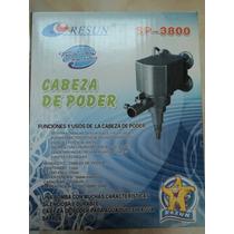 Cabeza De Poder Resun Sp-3800 2000l/h