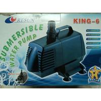 Bomba De Agua Sumergible Resun King 6 8500l/h 5.5m