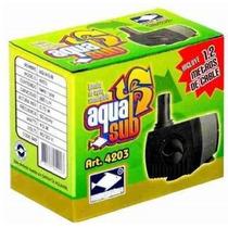 Bomba 4203 De Agua Sumergible Mini Para Fuente Aquasub