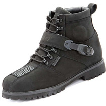 Joe Rocket Botin Big Bang Motos Proteccion Tipo Militar Piel