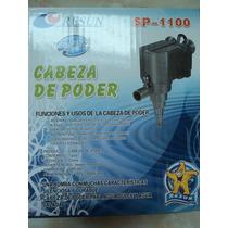 Cabeza De Poder Resun Sp-1100 500l/h