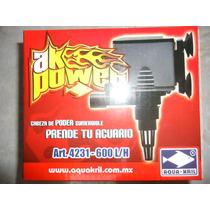 Cabeza De Poder 600l/h 1m 120-180 Litros