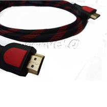 Cable Hdmi 1.5m 1080p Para Hdtv Xbox 360 Ps3