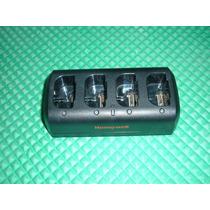 Cargador De Escritorio 4 Baterias Honeywell Dolphin 9700