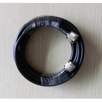 Cable 3mts 50ohm Conector N Macho-macho De Baja Perdida Vv4