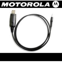 Cable Programador Usb Radios Portatiles Motorola Enviogratis
