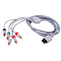 Cable Componente Hdtv Para Nintendo Wii En Alta Definición