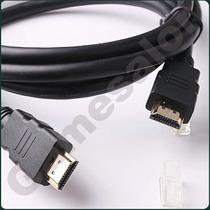 Cable Hdmi Para Ps3 Dvd Hdtv Lcd 1080p 1.8m