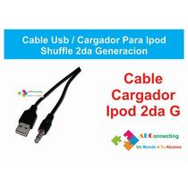 Cable Usb / Cargador Para Ipod Shuffle 2da Generación