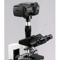 Adaptador Amscope Conecta Canon Dslr En Microscopios Mn4